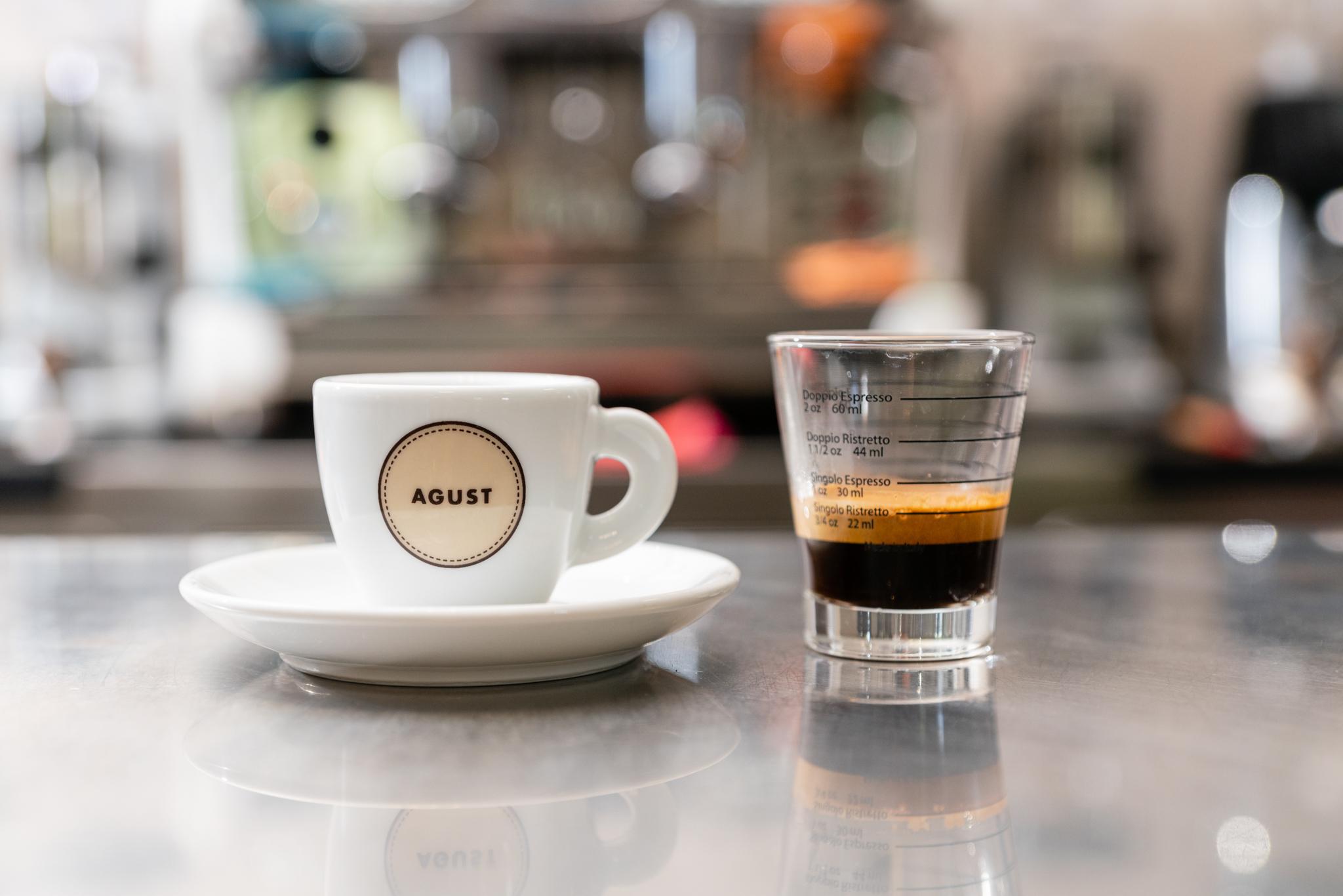 Agust e la rivoluzione del caffè chiamata EVO