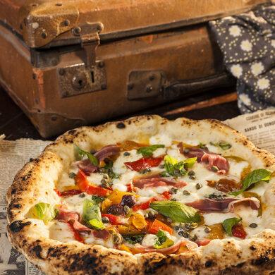 Fotografare la pizza: le dritte di Vittorio Sciosia