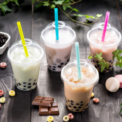 Bubble Tea: il nuovo trend