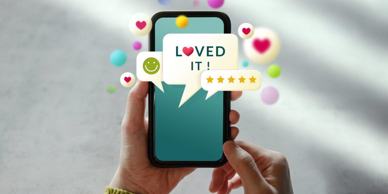 L'importanza delle recensioni web