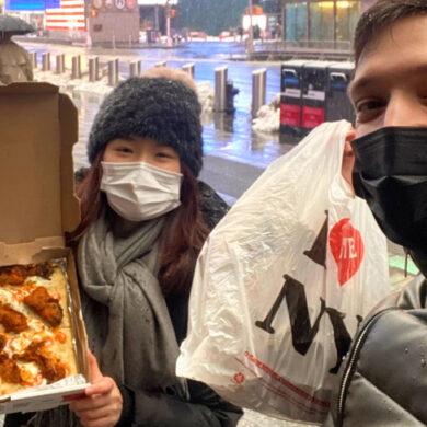 Come ottenere la pizza più richiesta di tutta New York? Ecco l'idea di Gabriele Lamonaca