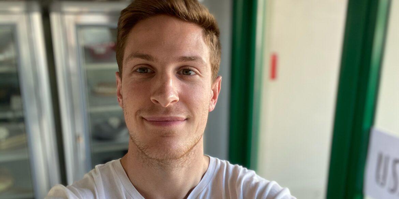 Alex Campisi, pizzaiolo per passione