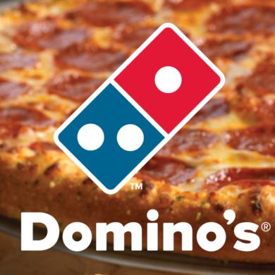 La pizza di Domino's arriva a casa grazie ai robot