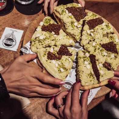 Bob Alchimia a spicchi: davanti a una pizza siamo tutti uguali