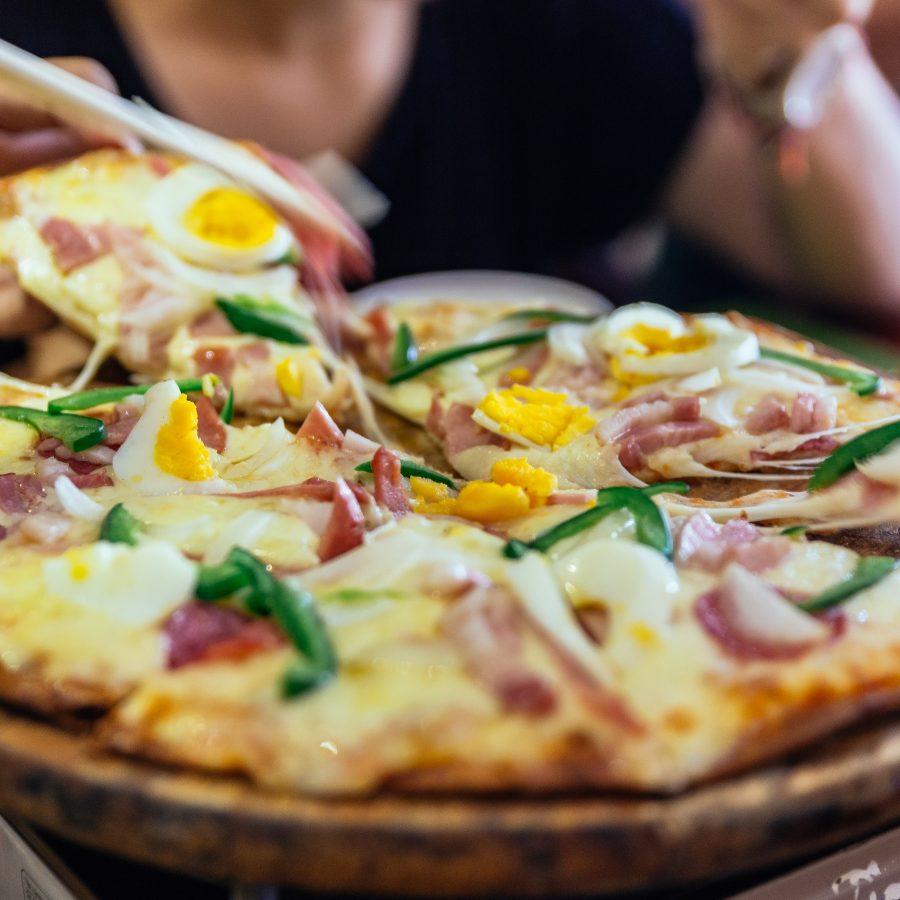 pizza Rossini di Pesaro