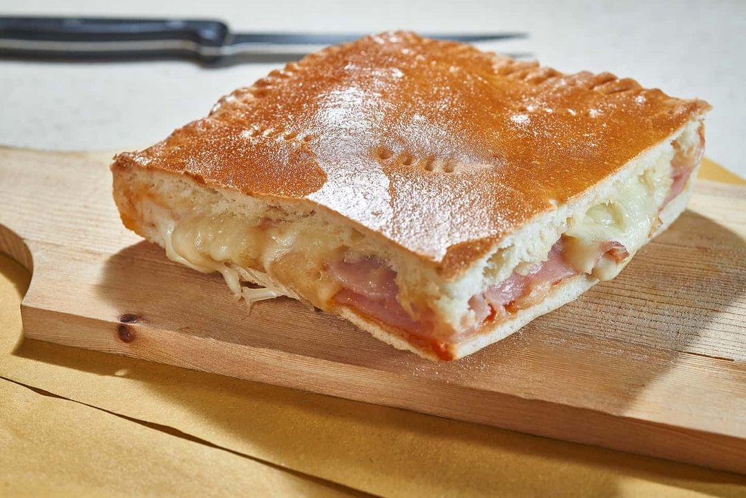 La pizza parigina: pa' 'a regina