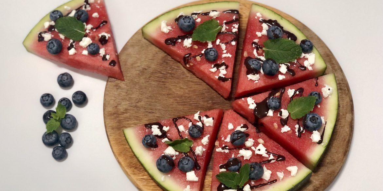 Anguria pizza: la ricetta perfetta per la vostra estate
