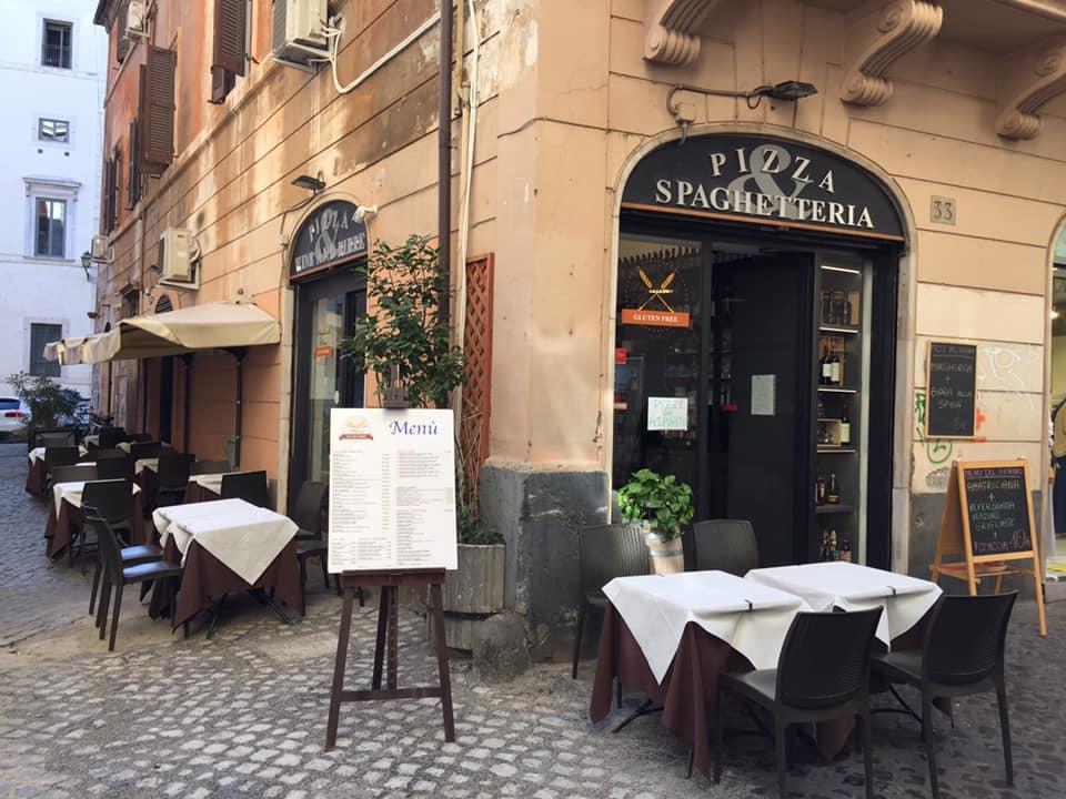 senza glutine a roma